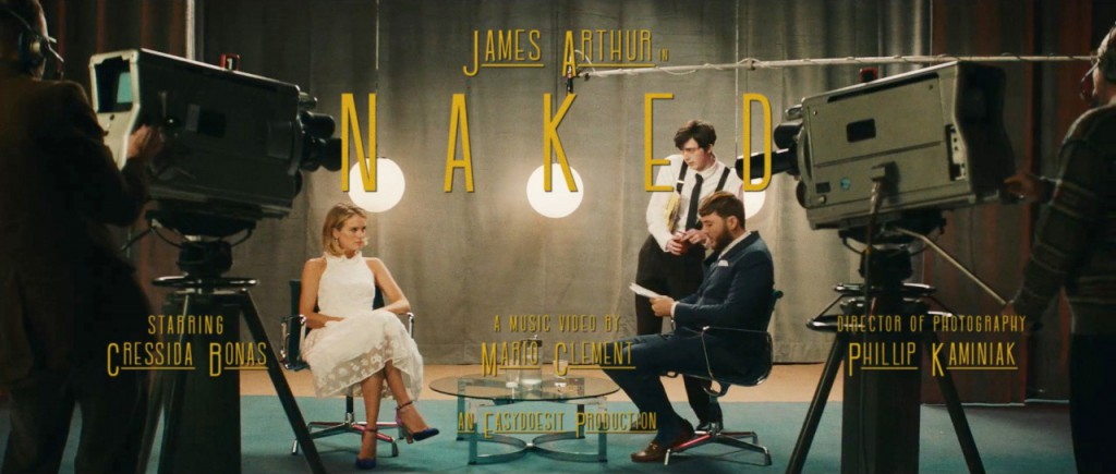 James Arthur – Musicvideo