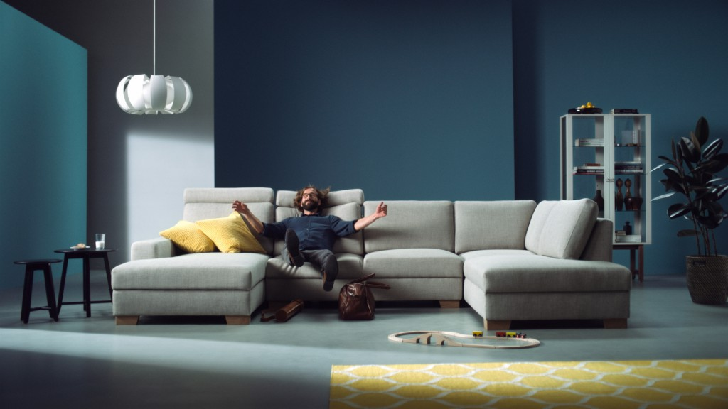 Ikea Sofa – Commercial